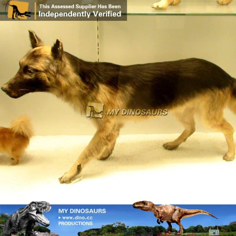 animatronic simulation animal dog for sale