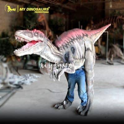 costume velociraptor