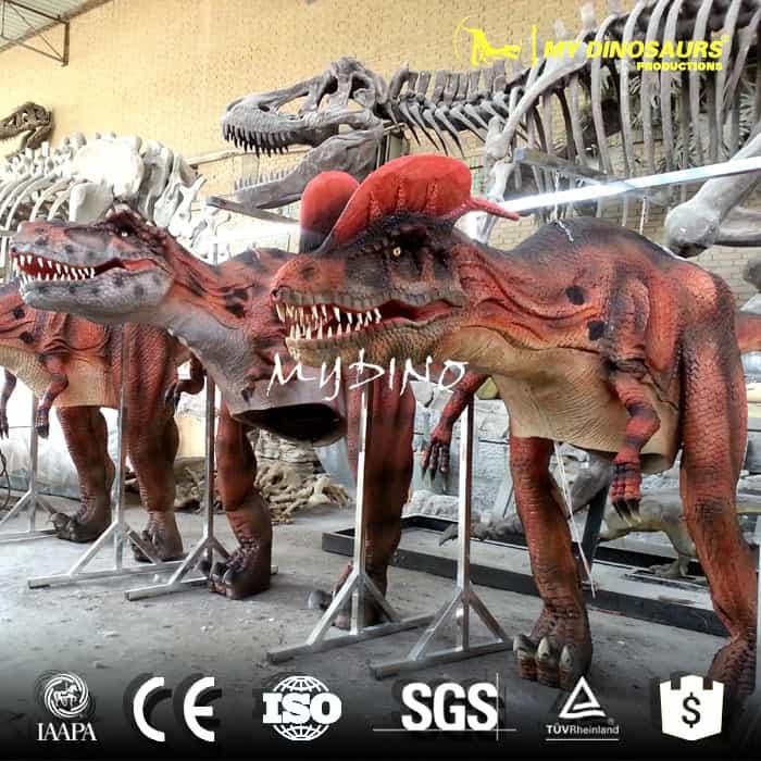 dilophosaurus costume