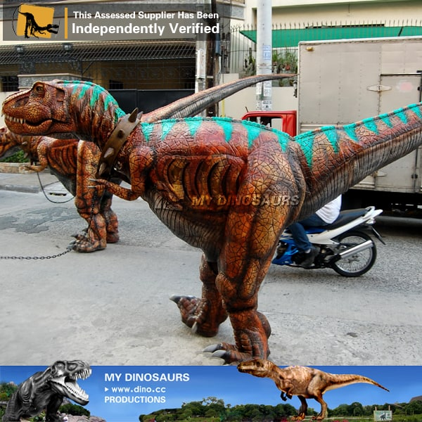 dinosaur costume and raptor costume for sale
