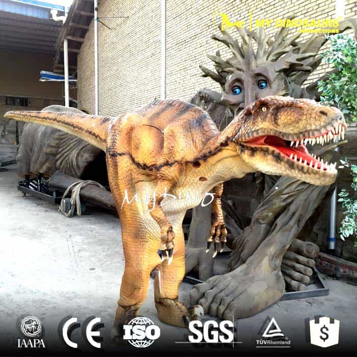 dinosaur costume entertainment
