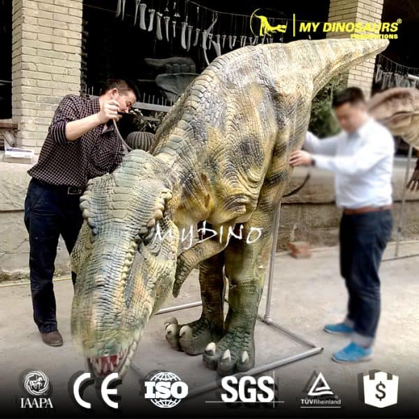 dinosaur costume hidden legs 6