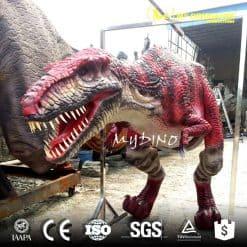 dinosaur costume velociraptor