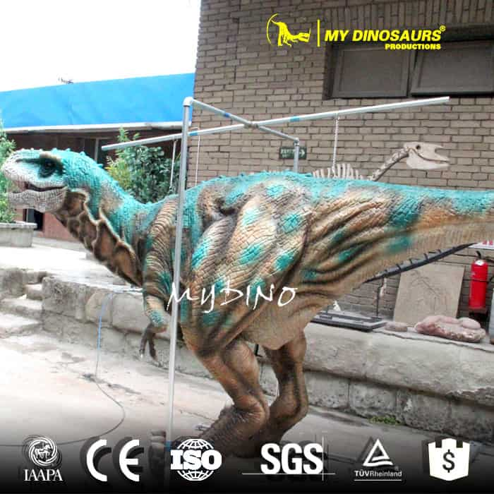 high quality dinosaur costume