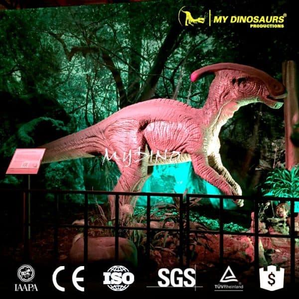 landscape dinosaur