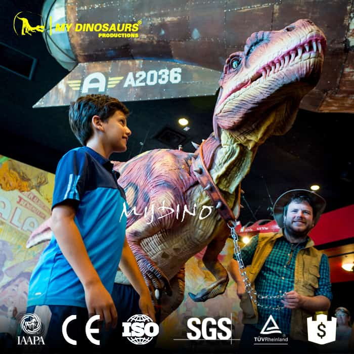 mechanical dinosaur costume for adults