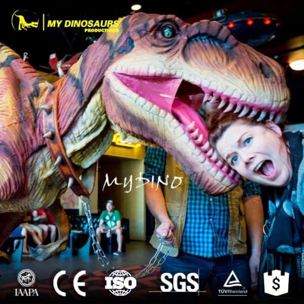 realistic dinosaur costume for kids
