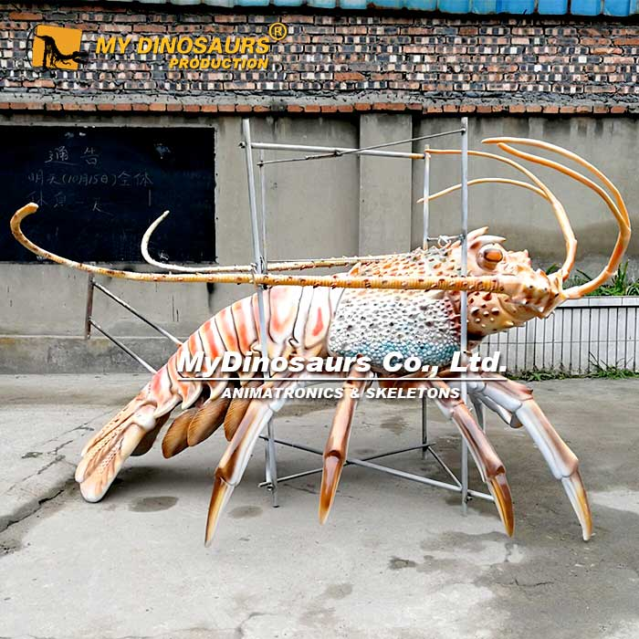 realistic lobster model