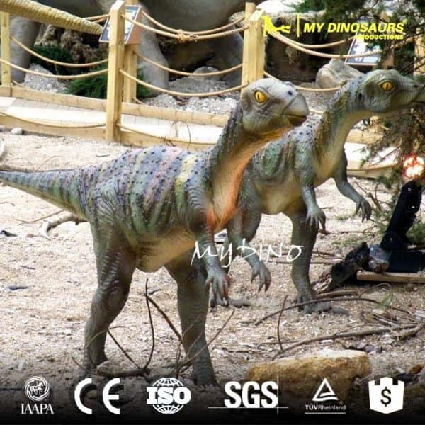 small size dinosaur Leaellynasaura