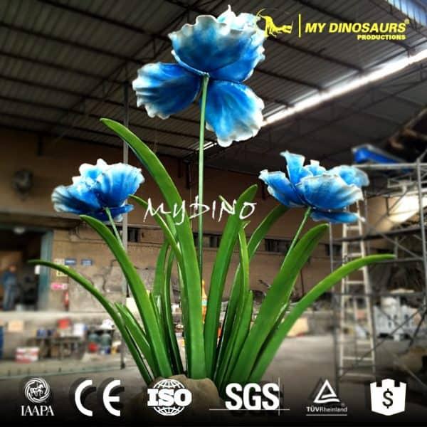 Fiberglass flower