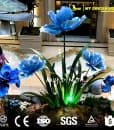 Shopping Mall Flower Decoration