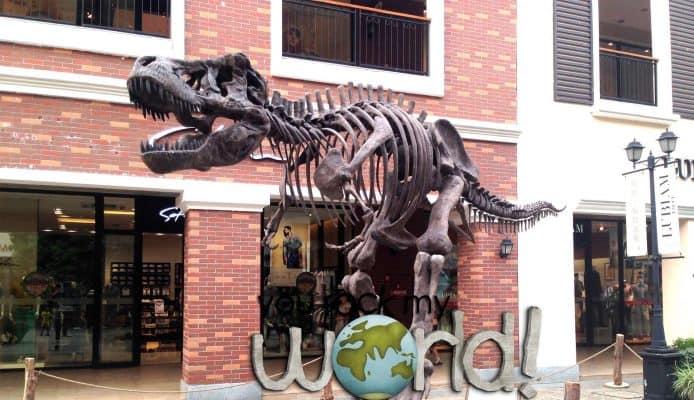 banner dinosaur skeleton fossil 20161208