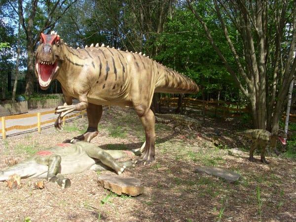 Dinosaurier Park Münchehagen