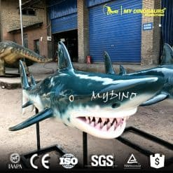 2m Shark sculpture