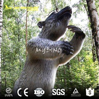 Animatronic bear