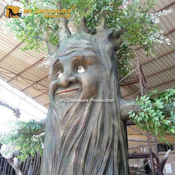 4M talking tree man
