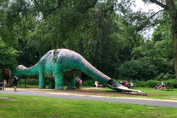 Dinosaur Adventure Park