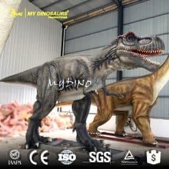 Artificial dinosaur T REX