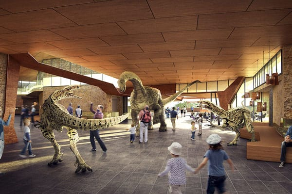 Australian Age of Dinosaurs 2