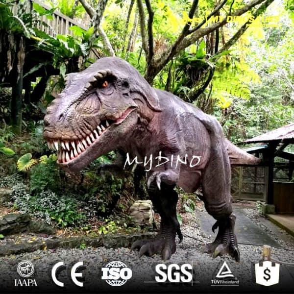 Life Size Robotic Dinosaur T rex