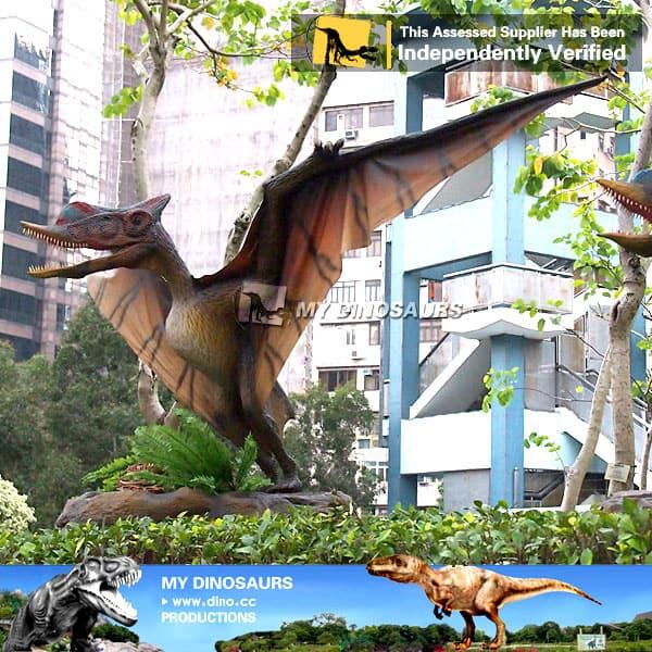 Pterosaur Model