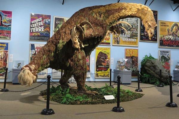 The Dinosaur Museum 1