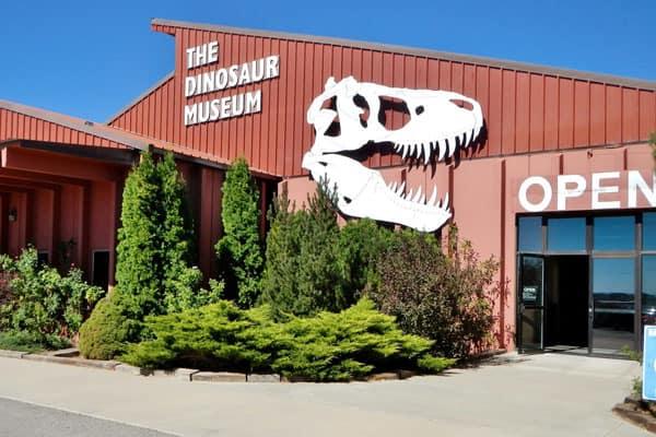 The Dinosaur Museum 6