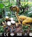 Vivid Animatronics Dinosaur Eggs