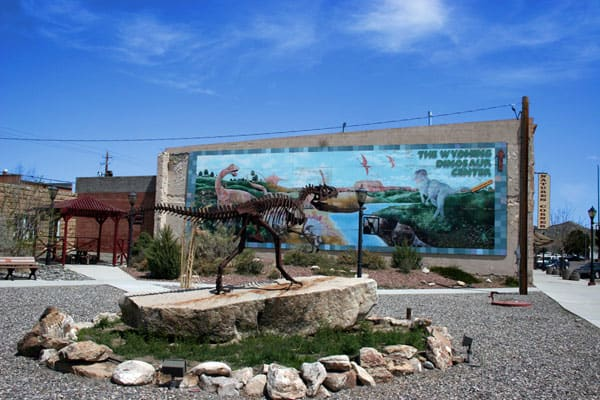 Wyoming Dinosaur Center 6