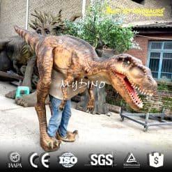 adulte costume de dinosaure