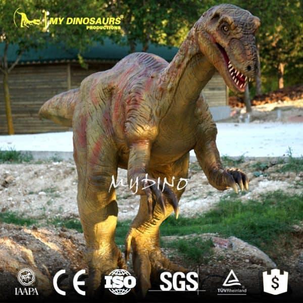 amusement animatronic dinosaur