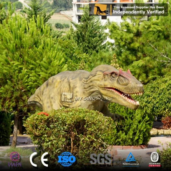 animated remote control full size animatronic dinosaur
