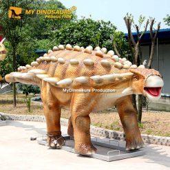 animatronic Ankylosaurus