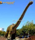 animatronic Diplodocus