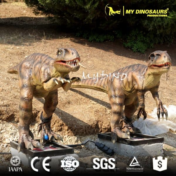 animatronic dinosaur equipments