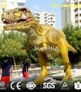 life size mechanical dinosaur