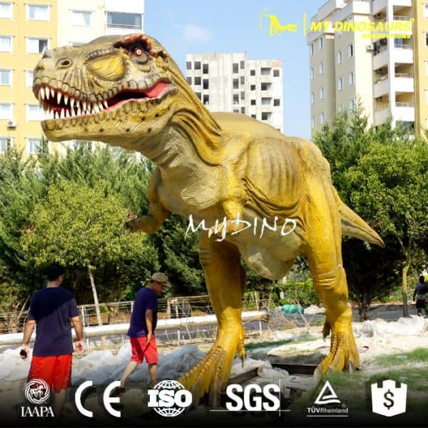 Animatronic Dinosaur Show