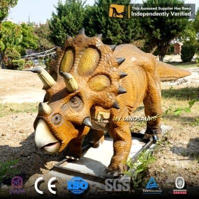 real size dinosaur