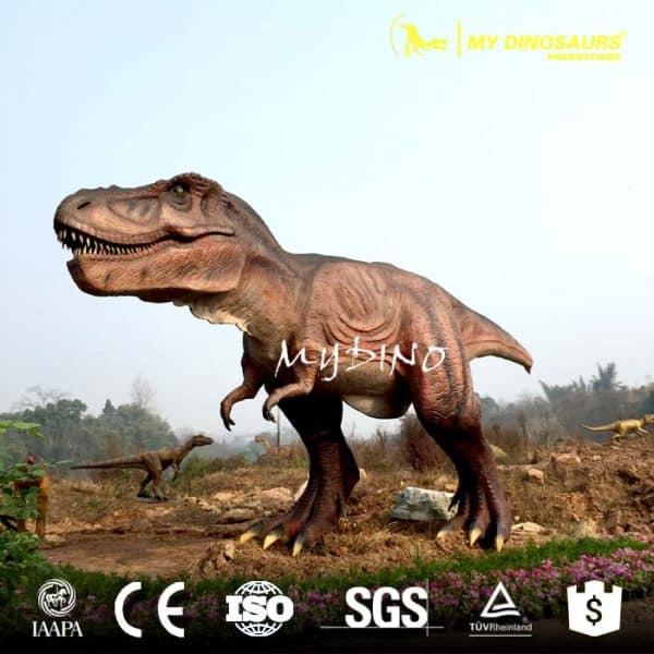 animatronic toy T Rex