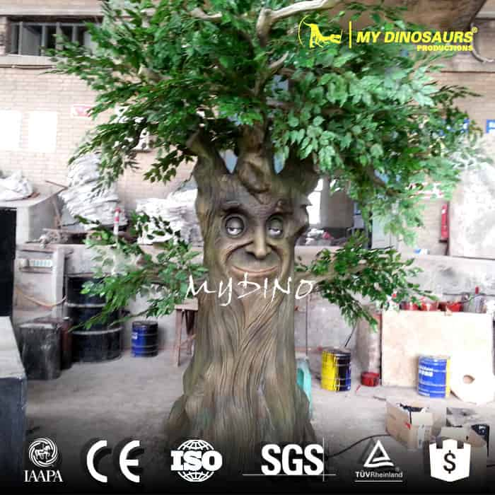 life size artificial trees