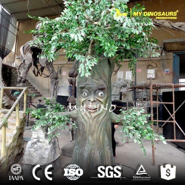 artificial talking tree