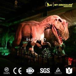 realistic dinosaur models