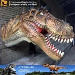 T Rex Dinosaur Head