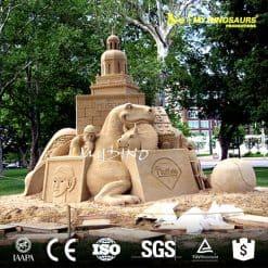 OEM Miniature Gardens 3D Landscape World Park