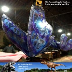 Artificial Butterfly Model