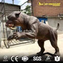 Animatronic Machairodus for Sale