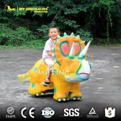 Battery Dinosaur Ride