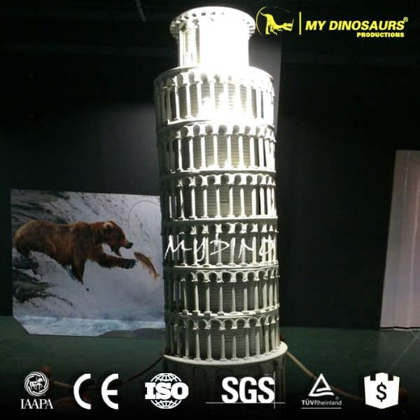Itlay pisa tower in miniature