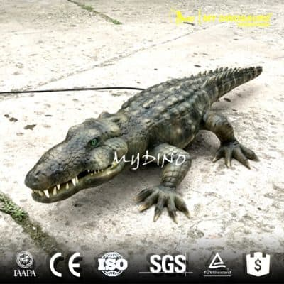 Life Size Crocodile Statue