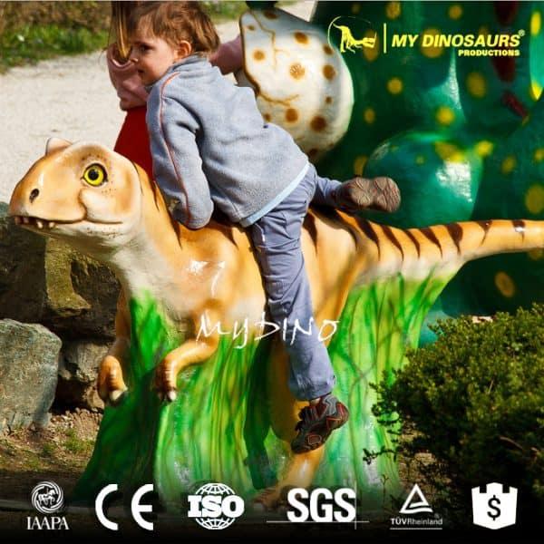 Animatronic Animal Dinosaur Rides